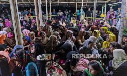 Logistik Pengungsi Rohingya Dititip ke Pedagang Grosir Aceh