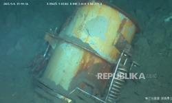 Tiga Bagian KRI Nanggala-402 Ditemukan
