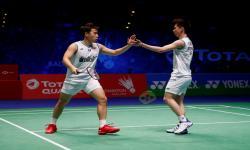 Jojo Masih Berjuang, Indonesia 1-1 Denmark di Piala Thomas