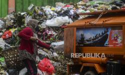 Volume Sampah DKI Hari Pertama Lebaran Capai 2.142 Ton