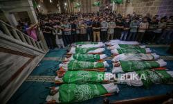Kisah Ibu dan Anak Gugur saat Idul Fitri di Gaza