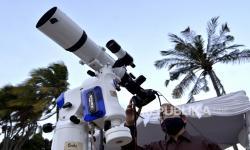 Referensi Hilal Terlihat Secara Astronomi Nihil Hari Ini