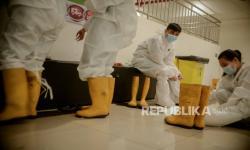 Upaya Pemprov DKI Antisipasi RS Rujukan Covid <em>Kolaps</em>