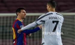 Barca Vs Juve di Joan Gamper Trofi, Messi Bertemu Ronaldo?