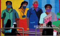 Kasus Covid-19 India di Bawah 40 Ribu untuk Hari Keempat