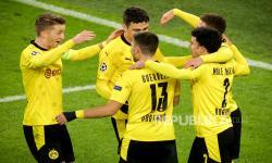 Reyna Selamatkan Dortmund dari kekalahan Lawan Frankfurt