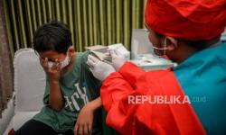 Kemenkes: Baru Sinovac yang Diizinkan untuk Vaksinasi Anak