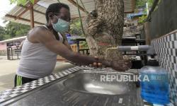 Wastafel Pintar Dipasar di Pasar Tradisional Banyumas