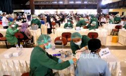 Sanksi Pedagang Tak Vaksin, Pemkot: Tunggu Pembahasan DPRD