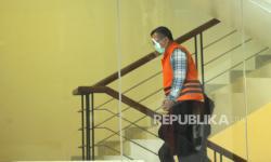 Edhy Prabowo Jalani Pemeriksaan Perdana Sebagai Tersangka