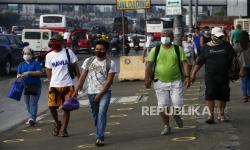Filipina Perpanjangan Larangan Masuk dari Indonesia