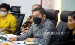 In Picture: Partai Golkar Tanggapi Penahanan Azis Syamsuddin
