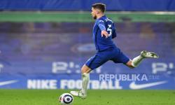 Jorginho Tegaskan Tetap Bertahan di Chelsea