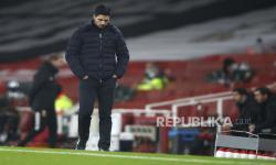 Arsenal Terpuruk, Arteta tak Khawatir