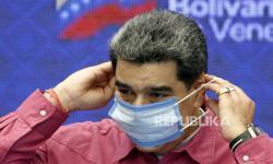 Presiden Venezuela Dapatkan Vaksin Covid-19 Dosis Pertama