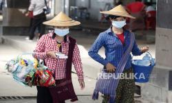 Myanmar Minta Bantuan Internasional untuk Tangani Covid-19