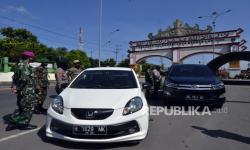 Pemkot Lampung Perketat Arus Kendaraan Masuk