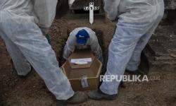 Kematian Akibat Covid-19 Brasil Tembus Setengah Juta Kasus