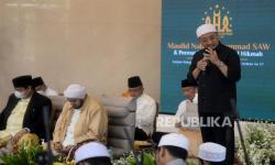 Ustadz Yusuf Mansur Doakan Golkar Sukses di Pemilu 2024