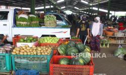 BRI Bantu Berdayakan Pedagang Pasar Lewat Platform Stroberi
