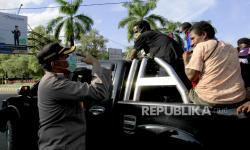 Penggunaan Masker di Kota Jayapura Belum Maksimal