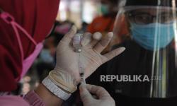 Vaksinasi Covid-19 Maluku Baru Capai 6,23 Persen
