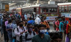 Ini Penyebab Peningkatan Kasus Covid-19 di India