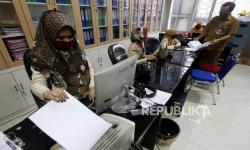 In Picture: Aktivitas ASN di Aceh Pasca Libur Lebaran