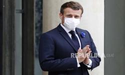 Macron Ancam tak akan Ada Bantuan untuk Lebanon