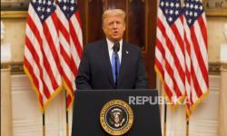 Jam-Jam Terakhir Jelang Lengser, Trump Ampuni 73 Orang