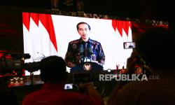 Jokowi: Industri Keuangan Jangan Hanya Layani Usaha Besar