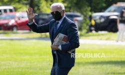 Joe Biden Hadiri Jamuan Minum Teh Bersama Ratu Elizabeth II
