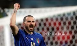 Leonardo Bonucci dari Italia
