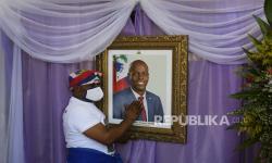 Pejabat Pengamanan Mendiang Presiden Haiti Ditangkap