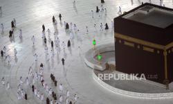 Saudi Perkirakan 10 Ribu Jamaah Umroh Asing Hadir Tiap Pekan