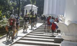 Pedestarian Istana Bogor Ditutup Akhir Pekan