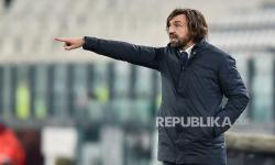 Pirlo: Derbi d'Italia Lebih dari Sekadar Tiga Poin