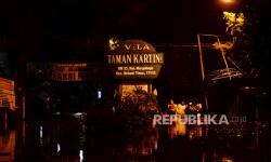 BPBD Evakuasi Korban Banjir di Bekasi