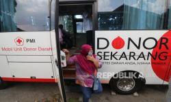Stok Menipis, PMI Pastikan Donor Darah Aman Sesuai Protokol