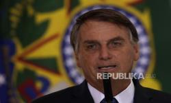 Senat Brasil Selidiki Kelalaian Penanganan Covid Bolsonaro