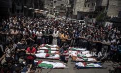 Popularitas Netanyahu di Atas Darah Warga Palestina