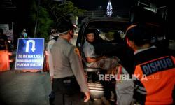 551 Kendaraan Pemudik Diputar Balik di Sumut