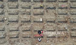 Tren Kenaikan Kematian Covid di Indonesia Berlanjut