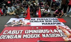 In Picture: Aksi Jogja Memanggil