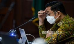 In Picture: Sidang Lanjutan Kasus Korupsi Bansos Covid-19