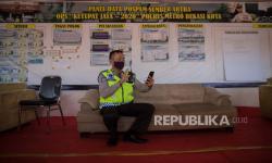 Pengamanan Posko Mudik Dimaksimalkan Hingga di Tingkat Desa