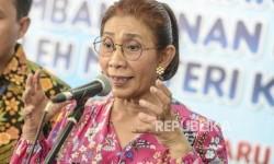 Survei: Susi Pudjiastuti Diharapkan Kembali Masuk Kabinet
