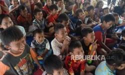 Pemkot Jakpus: Pengungsi Banjir Harus <em>Rapid Test </em>