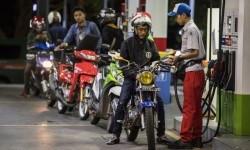 Konsumsi BBM di Bandung Turun Drastis