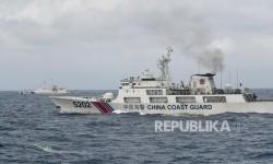 Pakar Hukum Soroti UU Coast Guard China Picu Ketegangan